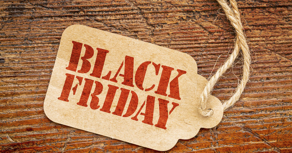 Black Friday Discounts Start Your Search Here Cbs News
