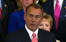Boehner refusing to hold vote that could end shutdown