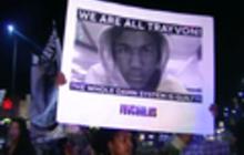 Zimmerman verdict incites protests, anger