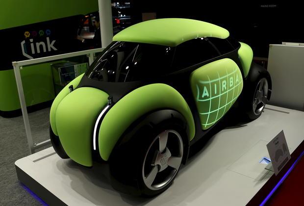 Wonderful and wacky wheels at the Tokyo Motor Show