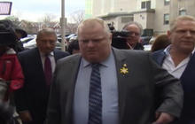 Former Toronto Mayor Rob Ford diagnosed with new bladder tumor
