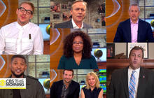 "1,000 episodes: Distinguished guests congratulate ""CBS This Morning"""