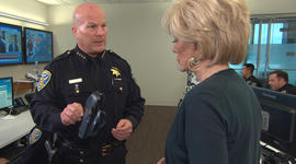 """SF police chief: Smart guns are """"no-brainer"""""""