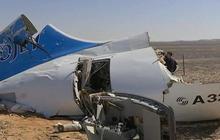 Mystery heat flash before Russian jet crash