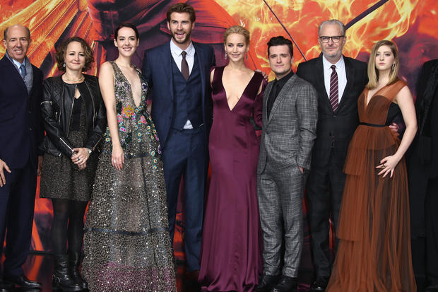 """Mockingjay - Part 2"" premiere"