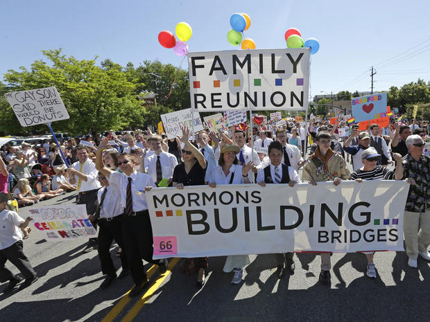 Mormon church pledges to reverse its anti-LGBT policy