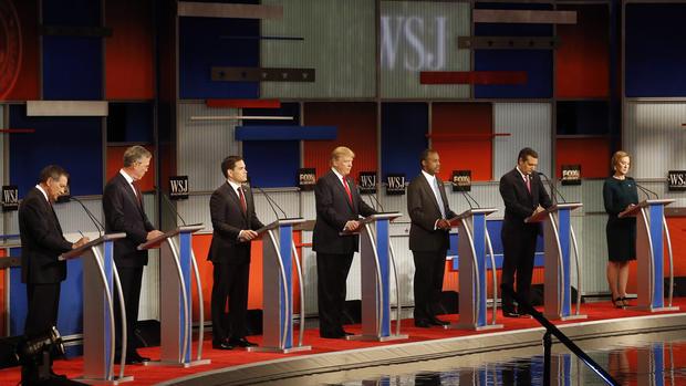 4th GOP debate -- Highlights