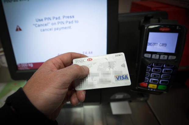 Myths about your new chip credit card busted - CBS News