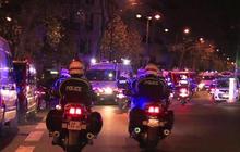 Parisians react in aftermath of devastating terrorist attacks