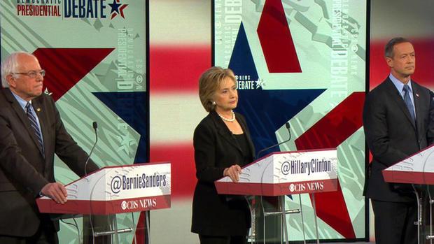 Election 2016: Democratic debate transcript: Clinton ...