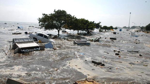 Revisiting the Indonesian Tsunami