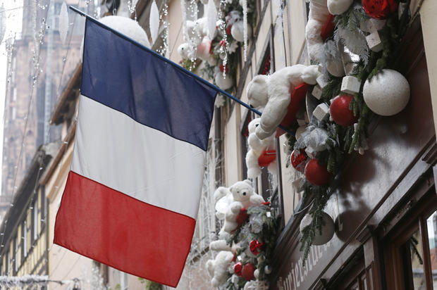 Tribute for victims of Paris attacks