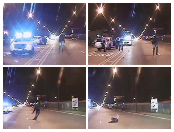 Laquan McDonald dash cam video - Photos of the week - The week in