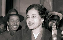 60 years since Rosa Parks refused to give up her seat