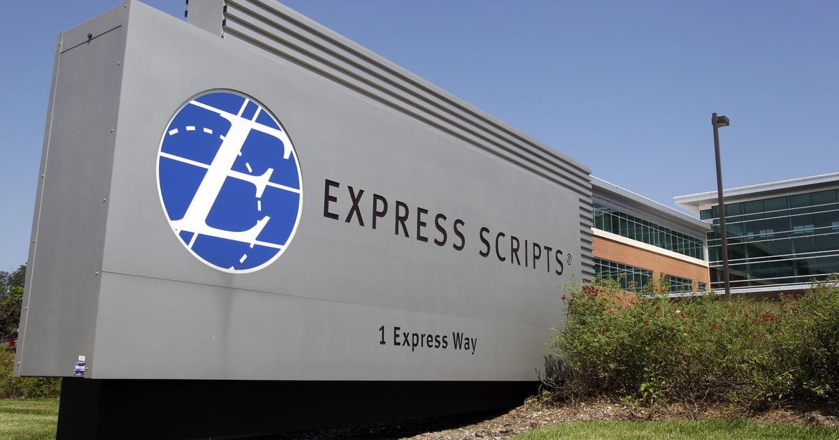 Cigna to buy Express Scripts for $52 billion - CBS News