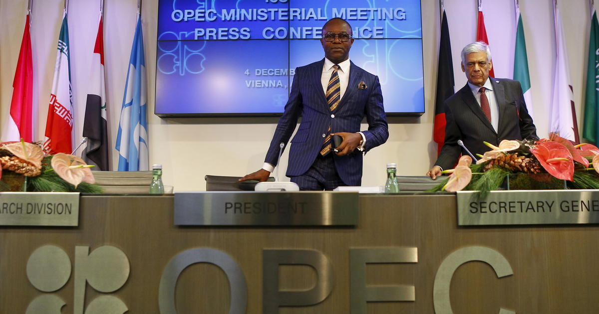 c how does opec meet the definition of a cartel