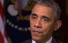 President Obama on toughening down on coal plants
