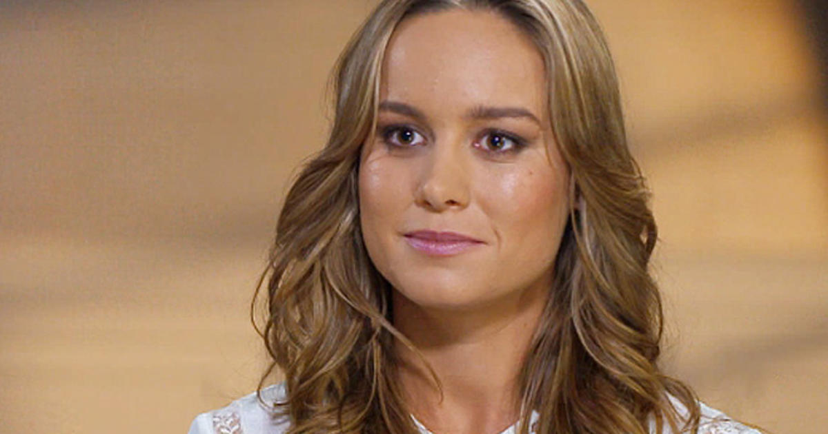 Brie Larson On Earning It Cbs News