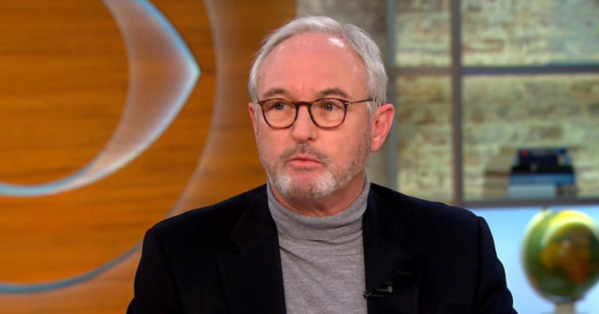 Christopher Buckley On Presidential Campaign Donald Trump