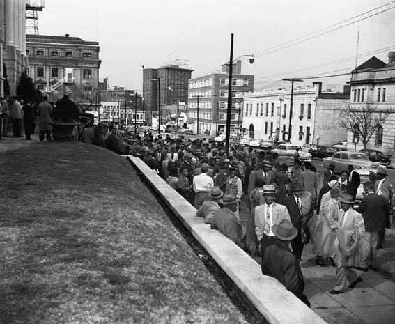 what year did the bus boycott began