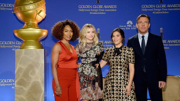 Golden Globe Awards 2016 nominees