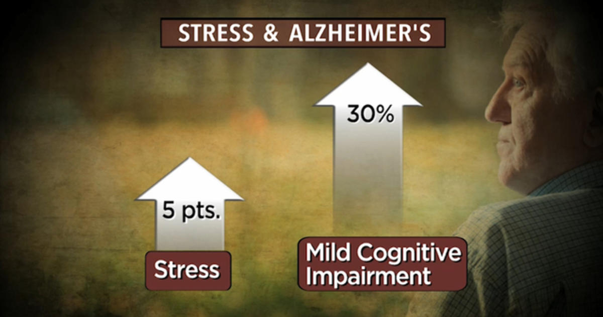 Can High Stress Raise Your Risk Of Alzheimers