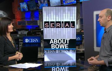 "New season of ""Serial"" tells Bowe Bergdahl's story"
