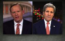 """Kerry: Trump's """"ban on Muslims"""" enables foreign fighter recruitment"""