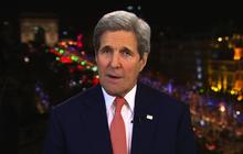Secretary Kerry: Climate change agreement sends a message to businesses