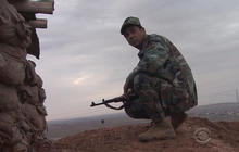 U.S. Special Ops forces on the ground with Syrian fighters