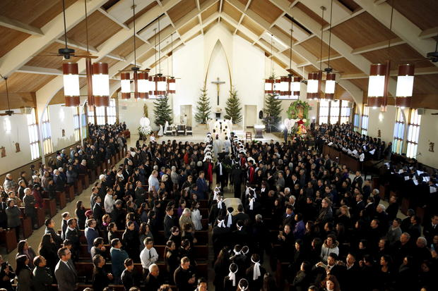San Bernardino shooting victims mourned