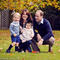 Duke and Duchess of Cambridge, Prince William and Kate, with their children George and Charlotte