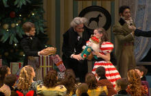 """On stage with """"The Nutcracker"""""""
