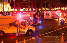 Homeless woman accused in deadly hit and run on Las Vegas strip
