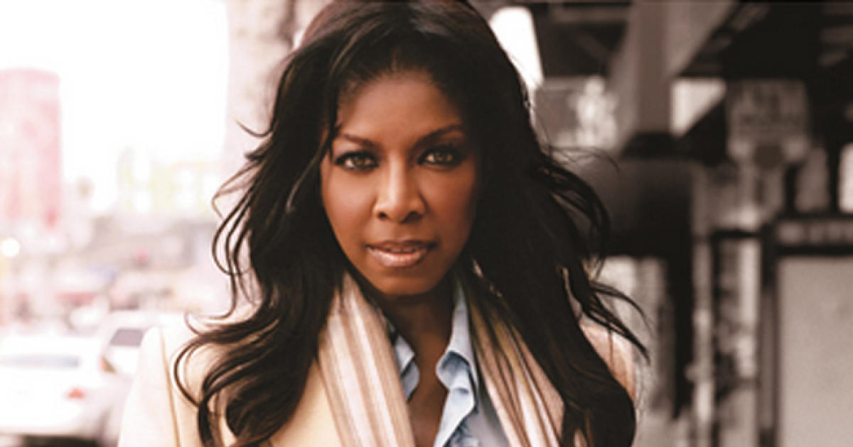 Natalie Cole Leaves The Past Behind Cbs News