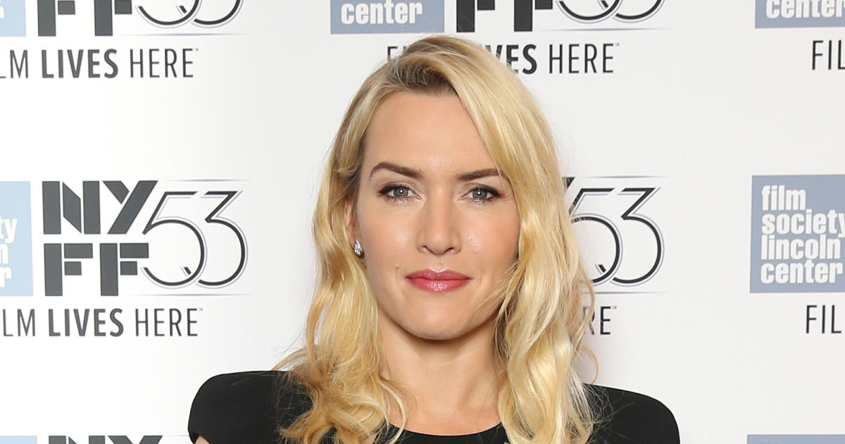 Kate Winslet Pictures Cbs News