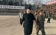 North Korea testing nuclear weapons?
