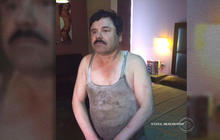 """El Chapo"" in custody, again"