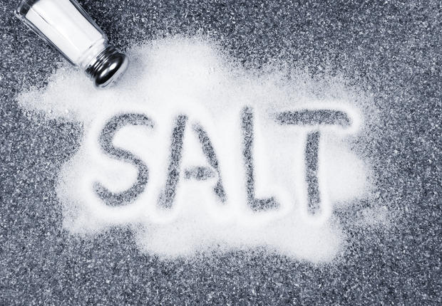 10 sneaky sources of too much salt in your diet