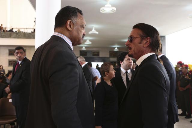 Sean Penn &
