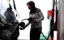 Lowest oil prices in 13 years