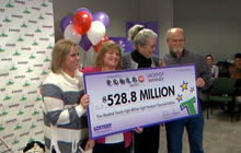 First winners in historic Powerball step forward