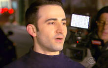 Former Marine released from Iran speaks out