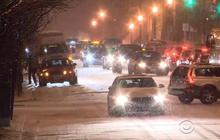 Light snow ahead of major storm causes D.C. gridlock
