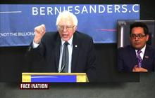 Are Democrats falling in love with Bernie Sanders?