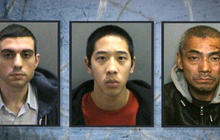 Manhunt for three California prisoners after daring jailbreak