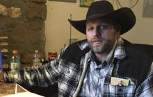 Arrested leader of Oregon occupation tells protesters to go home
