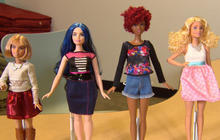 How Barbie's makeover is modifying her entire world