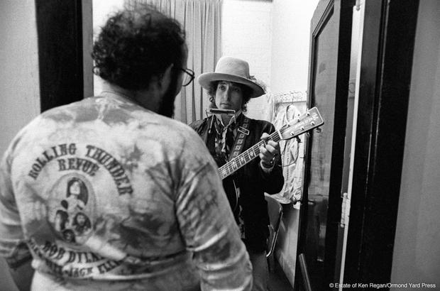 Rare photos of Bob Dylan's epic Rolling Thunder tour
