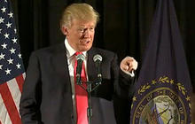 "Donald Trump says Ted Cruz ""stole"" Iowa"